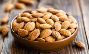 Snack hacks (almonds)